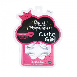 No Glue Eyelashes, Cute Girl - Ing Lashtoc | BIO Boutique