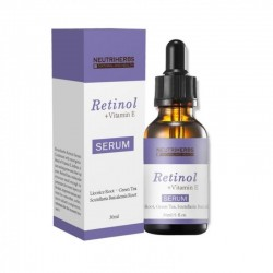 Retinol Serum 2.5% with hyaluronic acid and Vitamin E | BIO Boutique