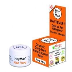 Organic Pollen Barrier Aloe Vera - Hay Max | BIO Boutique