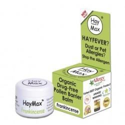 Organic Pollen Barrier Frankincense - Hay Max | BIO Boutique