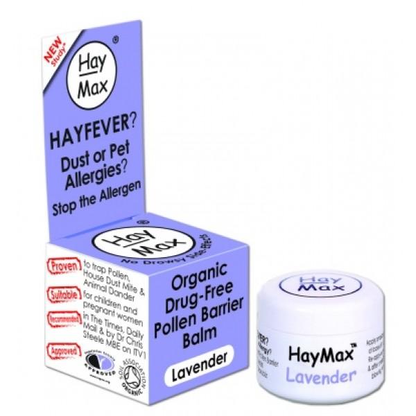 Organic Pollen Barrier Lavender - Hay Max | BIO Boutique
