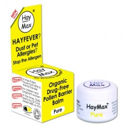 Organic Pollen Barrier Pure - Hay Max | BIO Boutique